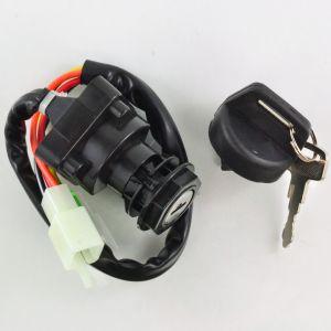 Two Position Ignition Key Switch For Suzuki 1987-2009 LT 80 Quadsport and LTZ 250 Quadpsort