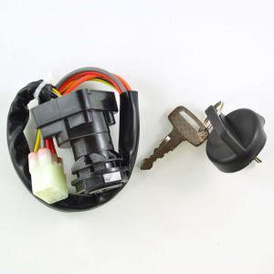 Three position Ignition Key Switch For Suzuki Eiger LTA LTF 400 450 500 750 KingQuad 2002-2017