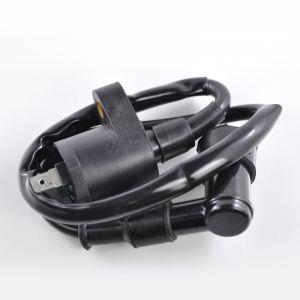 External Ignition Coil with Cap for Honda Kawasaki Polaris ATV UTV Motorcycles 1985-2016