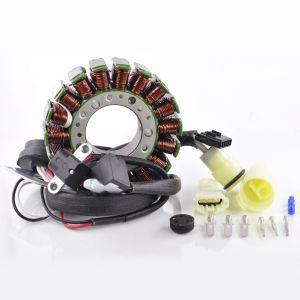 Generator Stator For Yamaha 212 SS X / 232 Limited / AR SX SR 230 HO // Waverunner FX 1000 1100 Cruiser HO 2002-2010