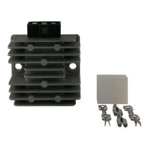 Voltage Regulator Rectifier For Yamaha Zuma 50 Vino Classic XF 50 C3 Riva 125 1985-2018