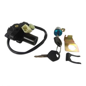 Steering Lock Ignition Key Switch For Yamaha YZF R1 / YZF R6 R6S / FZ6 / FJR 1300 2001-2016