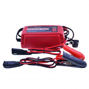 Universal Automatic IP65 Smart Battery Charger 12V / 5A / 100W